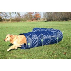 Agility basis tunnel blauw...