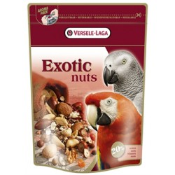 EXOTIC NUTS PAPEGAAI 750 GR