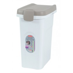 VOERCONTAINER PLASTIC 15 LTR